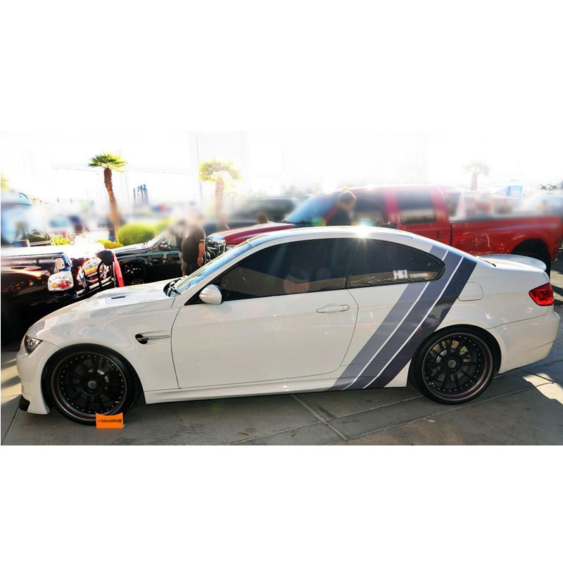 Aliexpresscom  Buy Car Body Decoration Stickers Stripes Rally - Vinyl decals for car body