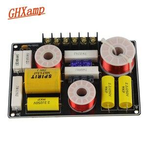 Image 2 - GHXAMP haut parleur filtre diviseur de fréquence 2 voies haut parleur croisé professionnel Tweeter Woofer Crossover Audio Board 150 W 1 PC