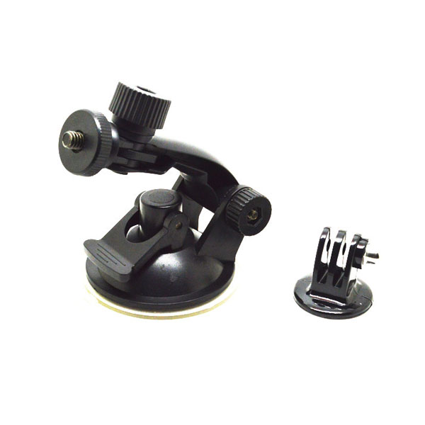 Sheingka Go pro Car Suction Cup Adapter Window Glass Mount Holder Tripod Adapter Camera Accessories For Gopro Hero 4/3/2 3 suction cup car adapter holder for gopro hero 3 3 2 1 sj4000