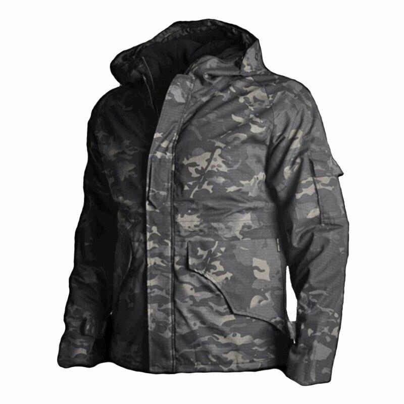 2019 nova engrenagem do esporte ao ar livre jaqueta camuflagem roupas de caca dos homens uniforme