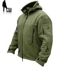 TAD Militärische Taktische Freien Softshell Fleece Jacke Männer UNS Armee Sportbekleidung Hunter Kleidung Thermal Hike Lässige Hoodie Jacke