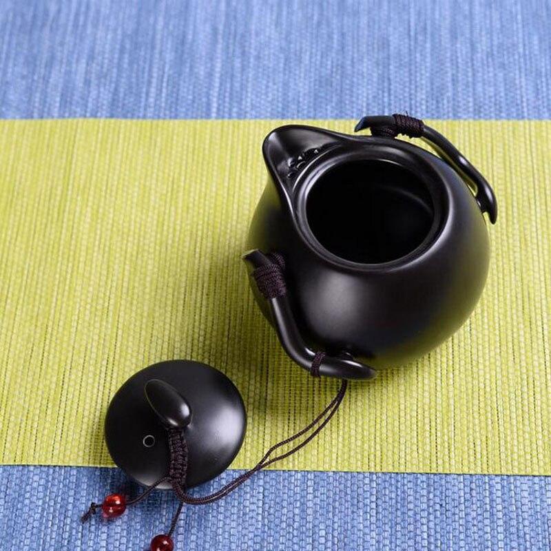 Thé chinois accessoires thé ensemble en céramique théière Kungfu Teaset classique chine tasses porcelaine thé tasse ZA5690
