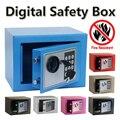 Digital caja de seguridad A Prueba de Fuego Secreto Ideal para Guardar Objetos de Valor en Casa mientras Viajan Almacenamiento Joyería Oro caja fuerte coffre fort