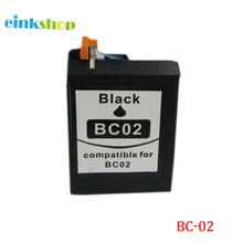 BC-02 Ink Cartridge for Canon BC 02 Black ink cartridge CANON BJC-100/110/200/210/210SP/230/240/250/255/265SP/1000