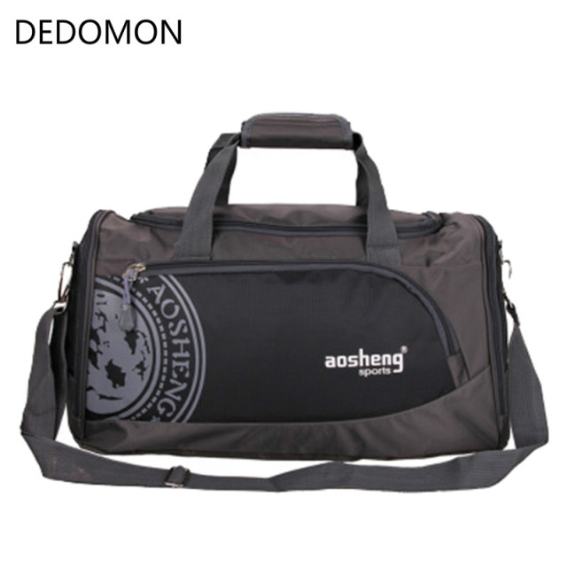Nylon Outdoor Male Sport Bag Professional Men And Women Fitness Shoulder  Gym Bag Hot Training Female Yoga Duffel Bag 298f6141c3a0f