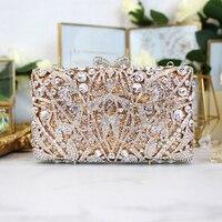 사용자 정의 여성 고급 금속 다이아몬드