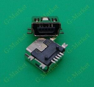 500X оригинальный медный планшетный ПК телефон 5 P патч короткий штекер Mini-USB порт передачи данных Гнездо передачи данных