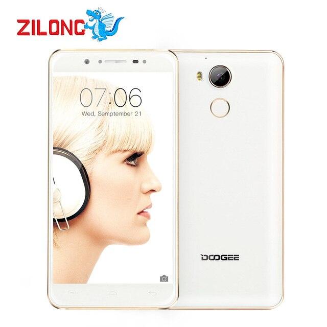 Original doogee f7 teléfono móvil android 6.0 5.5 pulgadas 1920x1080 mt6797 deca Core 3 GB RAM 32 GB ROM 13MP Dual Sim 4G LTE Smartphone