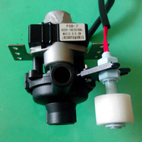 Air Conditioner Parts drain pump with liquid level switch 0.7m 10.8W/9.6W PSB 7A flow rate 500lm/min