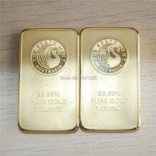 1 oz Perth Mint Gold Bar - (Non-Magnetic) 1pcs/lot Free shipping