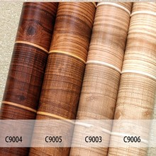 цена на Waterproof Luxury Wood Vinyl Wallpaper for walls 3 d Wall Paper roll Living Room Background Wall Decor papel de parede para sala
