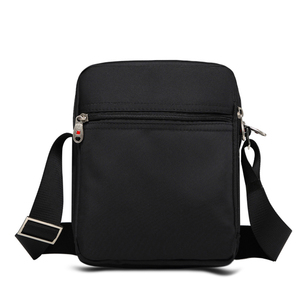 Image 3 - Swiss Brand Shoulder Bag for Men Daily Waterproof Oxford Messenger Bags Unisex Multifunctional Business Casual Briefcase bag