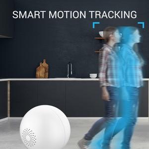 Image 4 - מופעל על ידי יי חכם כיפת המצלמה 1080p Wifi בית מצלמת CCTV פאן/להטות/זום IP אלחוטי מצלמה אבטחת מעקב ענן YI IOT