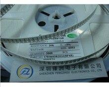 0603 SMD резистор 10 К (103) 5% ошибок (100 ШТ. =)