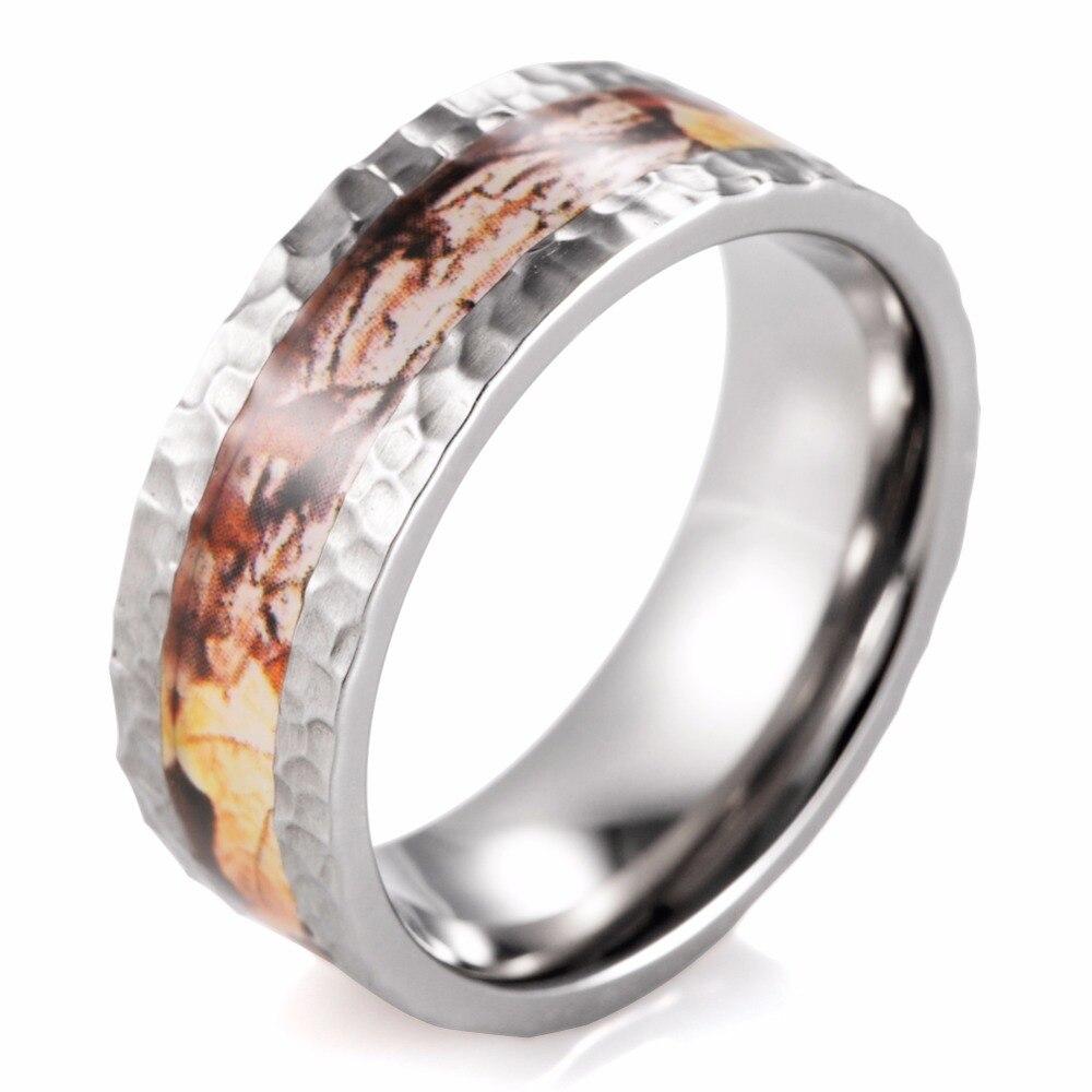 Popular Camo Wedding Rings Buy Cheap Camo Wedding Rings lots from