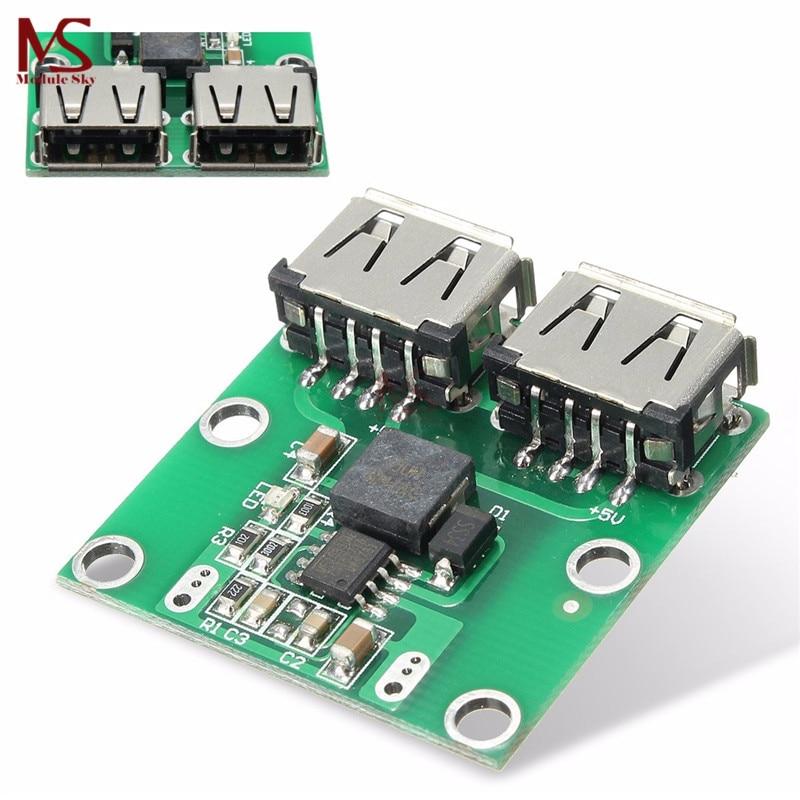 DC-DC 24V//12V To 5V 5A Step Down Power Supply Converter Replace USB Charging Mod