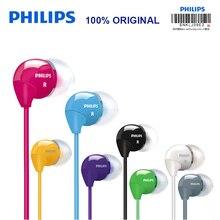 Philips SHE3590 Profissional Fone de Ouvido Intra auricular com Multi seleção de cor Baixo Estéreo Fones de Ouvido Com Fio Fone De Ouvido para LG Teste Oficial