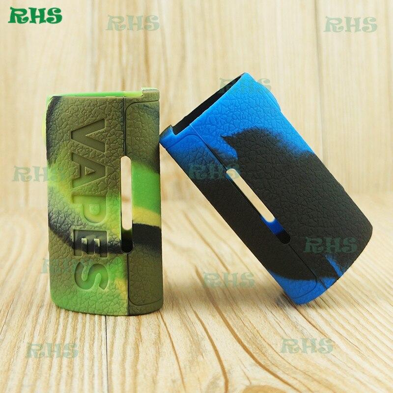 Nouveau étui en silicone pour wismec reuleaux RX2//3 mod 150W 200W housse peau