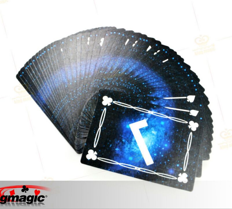 Free Shipping Hot Sale Stripper Deck black Crad Magic Props Deck Mgic Tricks deck-yugioh 42 cards image