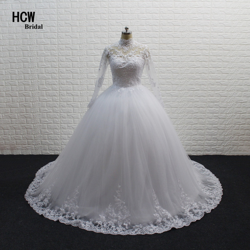 लंबी आस्तीन मुस्लिम - शादी के कपड़े