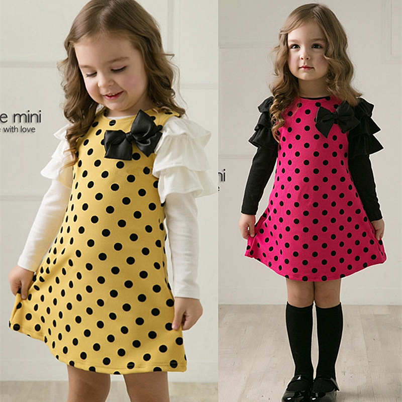 Baby Girl Dresses Spring Children Clothing Cotton Baby Girl Clothes Roupas Bebe Kids Clothes Cute Baby Dress Infant Jumpsuits