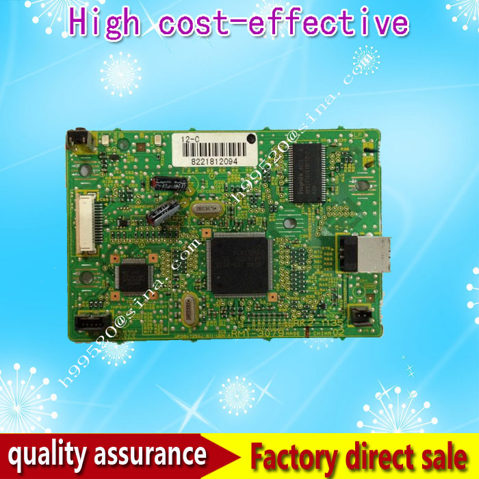 RM1-3078-000 for can on LBP2900 LBP 2900 Formatter Pca Assy Formatter Board logic Main Board MainBoard mother board джон дэвисон рокфеллер как я нажил 500 000 000 мемуары миллиардера
