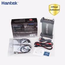 Hantek 6254BC PC USB Oscilloscope 4 Channels 250MHz 1GSa/s Portable Digital Osciloscopio