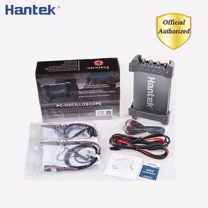 Image 1 - Hantek 6254BC PC USB osiloskop 4 kanal 250MHz 1GSa/s taşınabilir dijital Osciloscopio