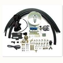 Kit de Conversão de GLP Sistema De Injeção Seqüencial de gás propano para Carros 3 ou 4 Cilindros Gasolina Injetada