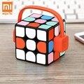 Кубик Xiaomi Giiker Super Rubik  обучающая забава  Bluetooth подключение  распознавание  интеллектуальная развивающая игрушка  детский подарок