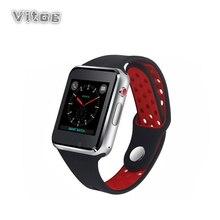 Reloj inteligente hombres presión arterial impermeable Smartwatch mujeres Monitor de ritmo cardíaco Fitness Tracker reloj deportivo para Android IOS