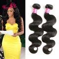 7A Brazilian Virgin Hair Body Wave 4 Bundle Deals Brazilian Body Wave Long 100% Human Hair Brazilian Hair Brazillian Virgin Hair