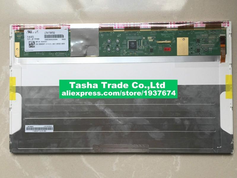 17 3 3D 1080P LCD Screen LTN173HT02 C01 X01 for Toshiba Qosmio X770 X870 X775