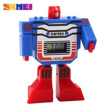 Детские часы SKMEI 195 Transformers