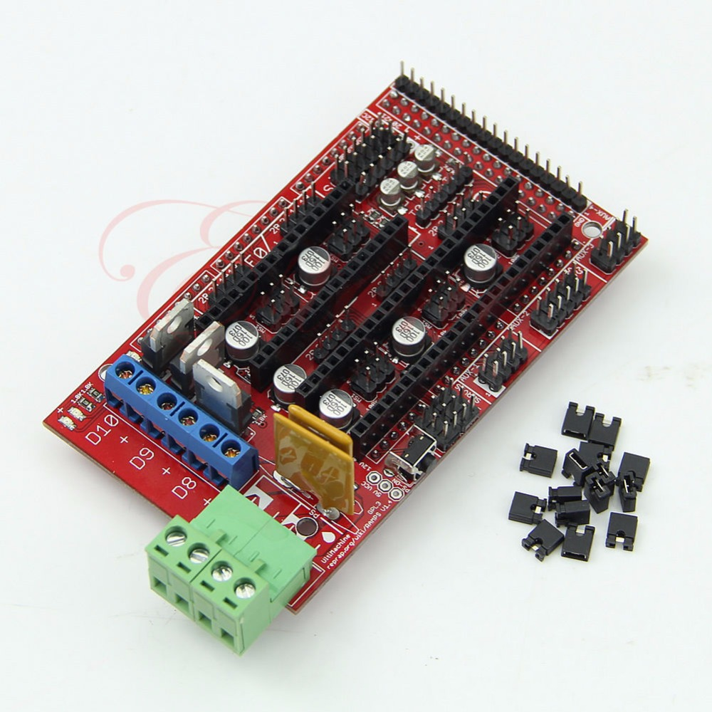 Azteeg X3 Full Featured 3D Printer Controller v20 - Panucatt