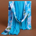 high quality silk shawl  Women chiffon scarf shawl  womens fashion scarves sillk women thin long scarf shawl-b156