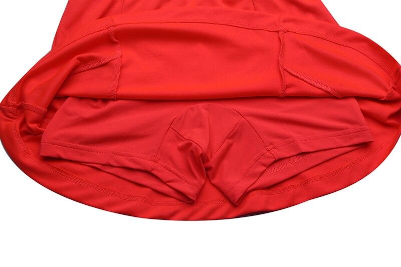 2 в 1 спортивная теннисная Йога шорты для бадминтона фитнес короткая юбка быстросохнущая дышащая Женская Спортивная юбка для тренировок и бега шорты
