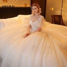 Noble Weiss SHAMAI 2018 Gowns Wedding Dresses Bride Dress
