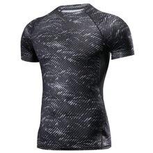f8e2d5d2e60ed1 Boks MMA T koszula Rashguard MMA siłownia koszulka walki sztuki walki  treningu Fitness Muay Thai T