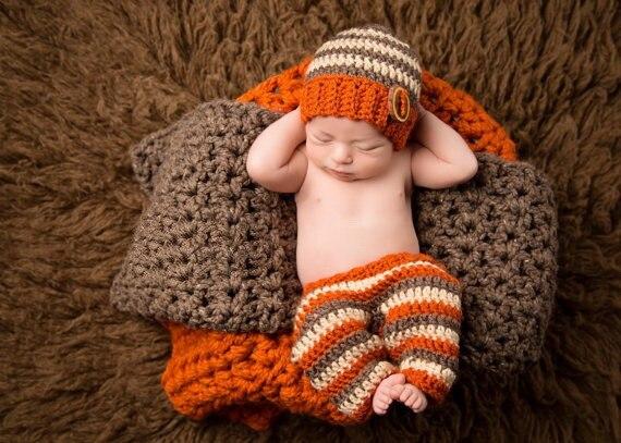 ̿̿̿(•̪ )Envío libre, 100% algodón recién nacido gorros gorras ...