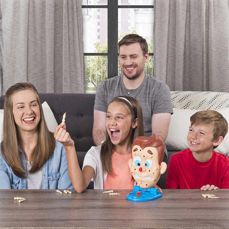 터지는 여드름 재미 있은 장난 장난감 감각적 인 antistress 부모-자녀 상호 작용 보드 게임 가족 파티 생일 선물 키즈 완구