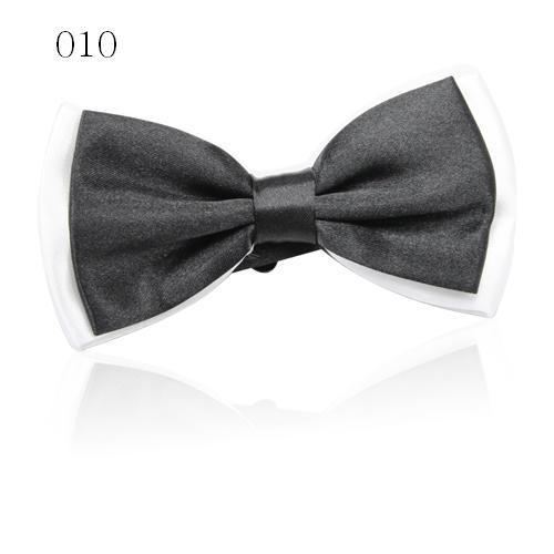 HOOYI butterfly bow tie mens bowtie fashion butterflies gravata
