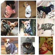 Dog Clothes | 'SECURITY' Dog Hoodie