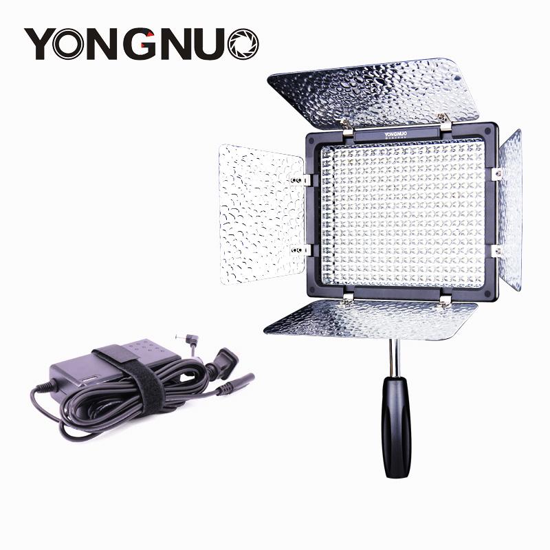 Prix pour Yongnuo YN300 III LED Vidéo lumière avec Adaptateur secteur pour Studio Photographes 3200 K à 5500 K