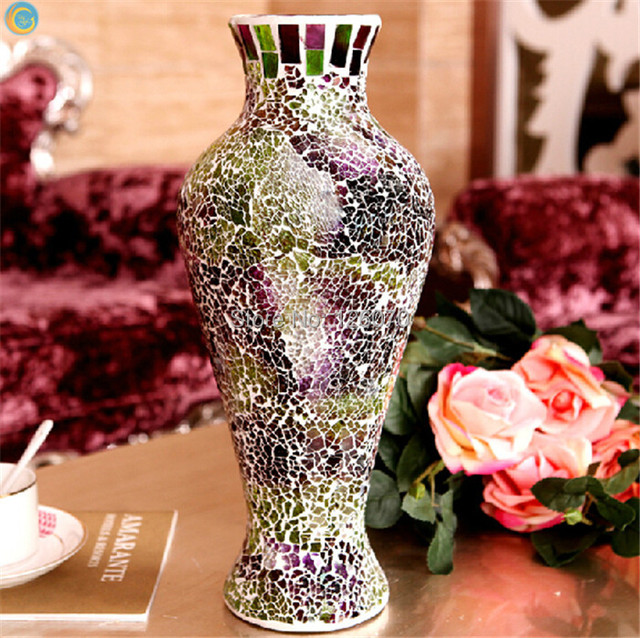 Tall Flower Vase Mosaic Designs Expensive Vase In Vases From Home