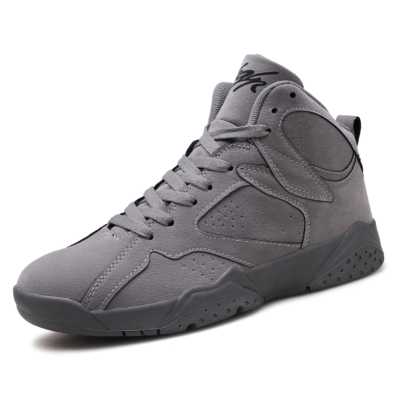 56c3e3622cbf04 Detail Feedback Questions about Men High Top Jordan Retro 7 Basketball Shoes  Men s Basketball Shoes Hype Sneakers Comfortable Outdoor Sports Jordan Shoes  on ...