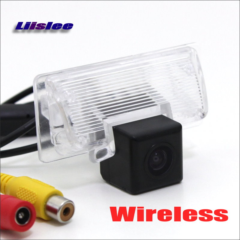 Liislee Wireless Rear Camera For Nissan Versa Note 2014~2015 / Car Parking Camera / HD N ...