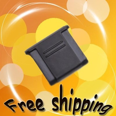 Free shipping worldwide +tracking number 50pcs BS-1 Hot Shoe Cover for Canon Nikon Olympus Panasonic Pentax Fuji DSLR SLR