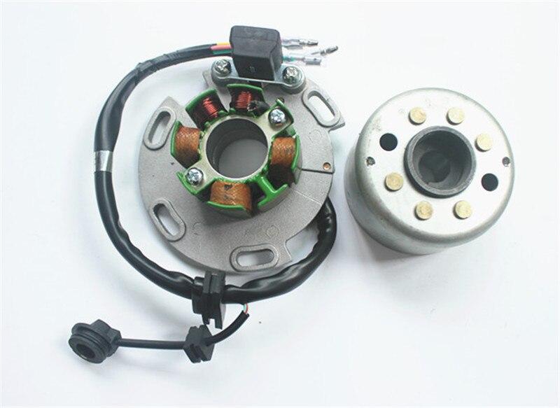 magneto coil Ignition Dynamo magnetische motor voor Lifan 150 - Motoraccessoires en onderdelen