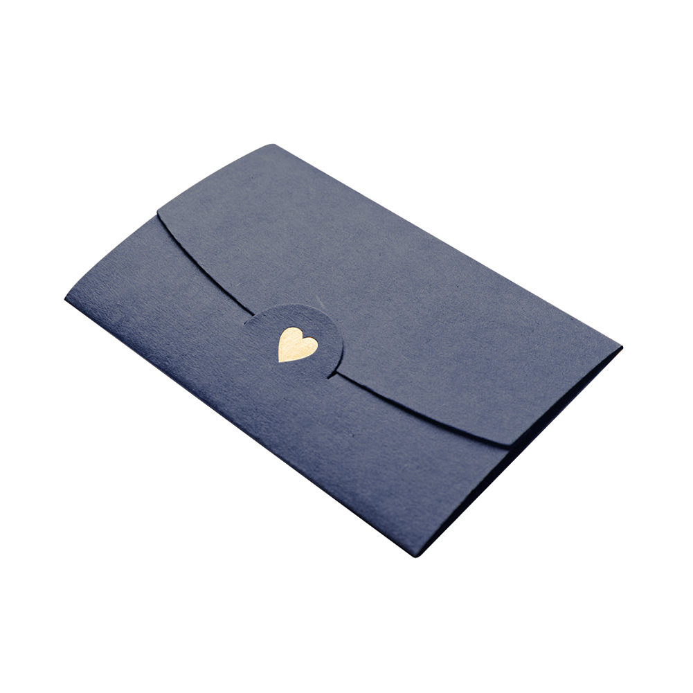 20pcs Wedding Gift Card Office Paper Business Mini Pocket Notes DIY Craft Loving Heart Classical Envelopes Multifunction